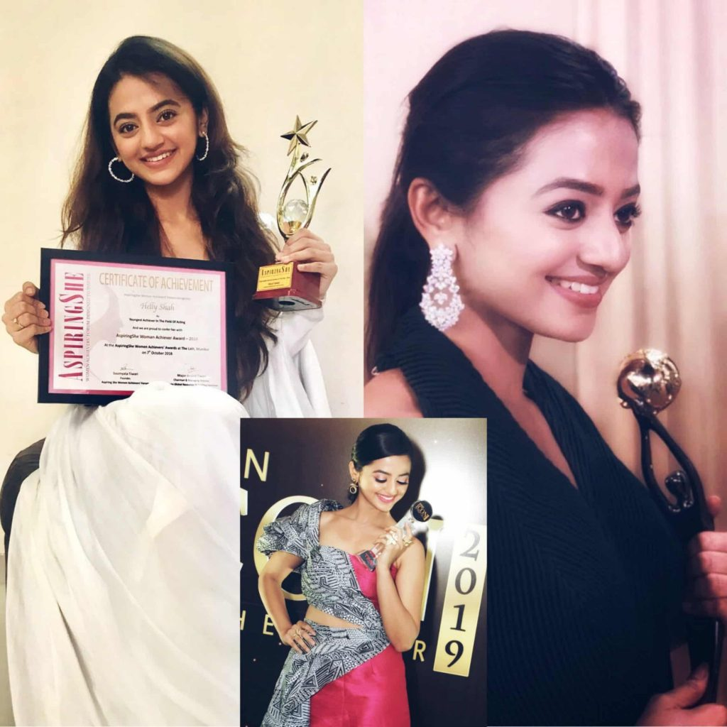 Helly Shah award
