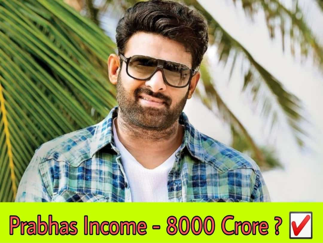 Prabhas net worth 2021, wiki, income, cars