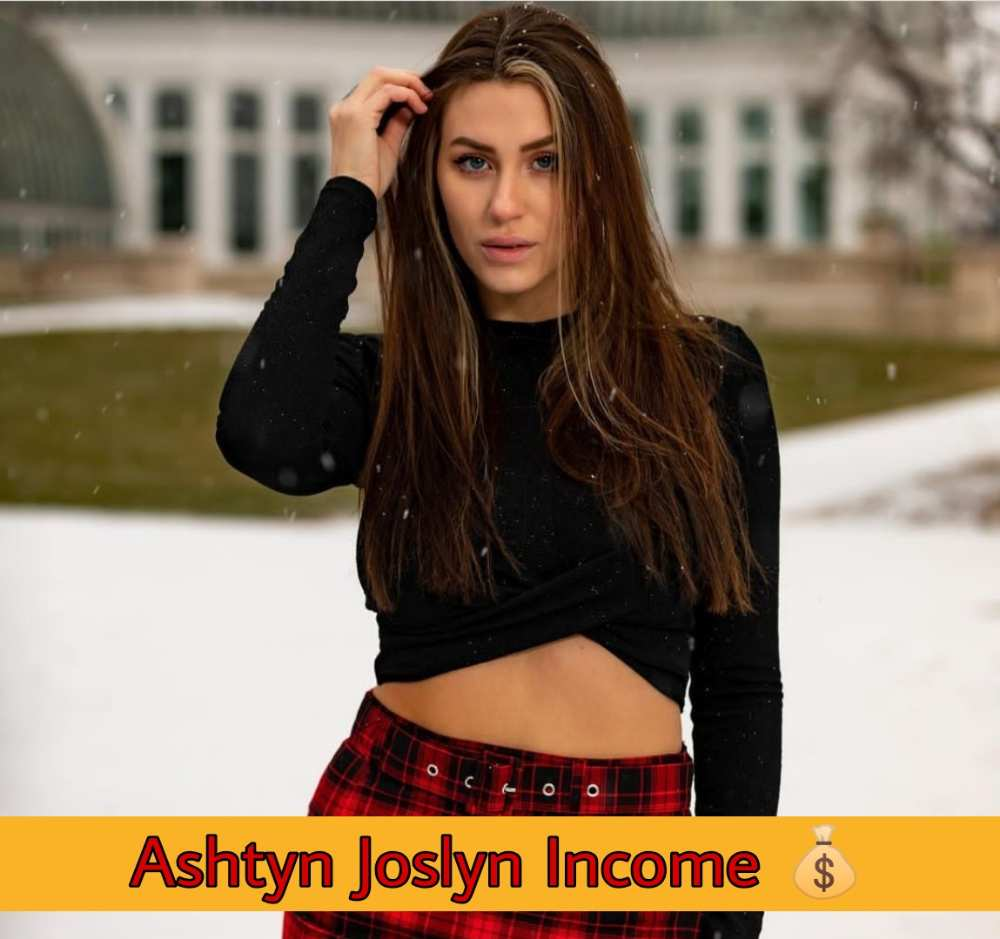 Ashtyn Joslyn net worth, Income