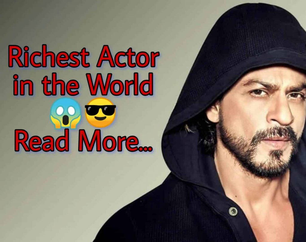 Richest Indian Actor